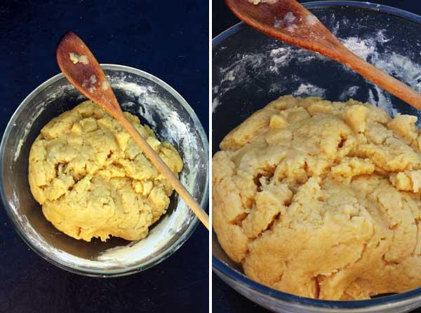 melomakarona-dough