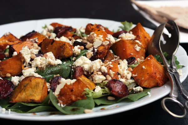 pumpkin-chorizo-feta-salad-2