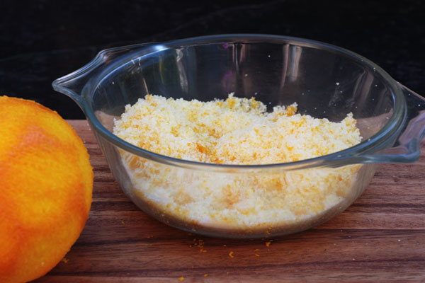 sugar-and-orange-zest