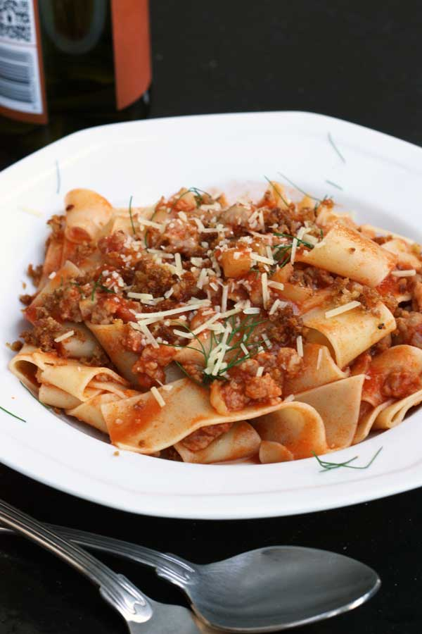 sausage-pappardelle3