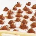 Chocolate orange truffles by Scrummy Lane - a perfect little homemade gift!