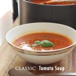 An easy, classic tomato soup