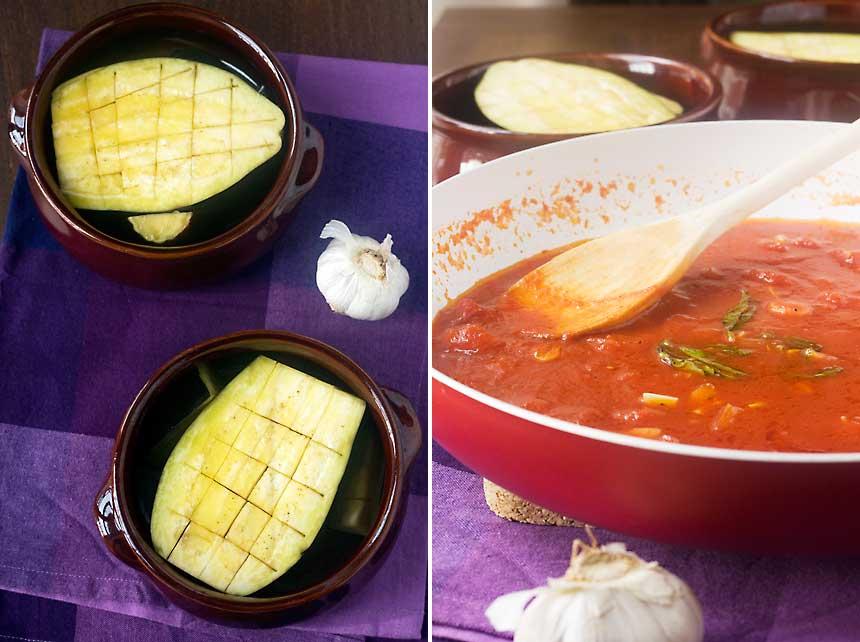 aubergine&-tomato-sauce