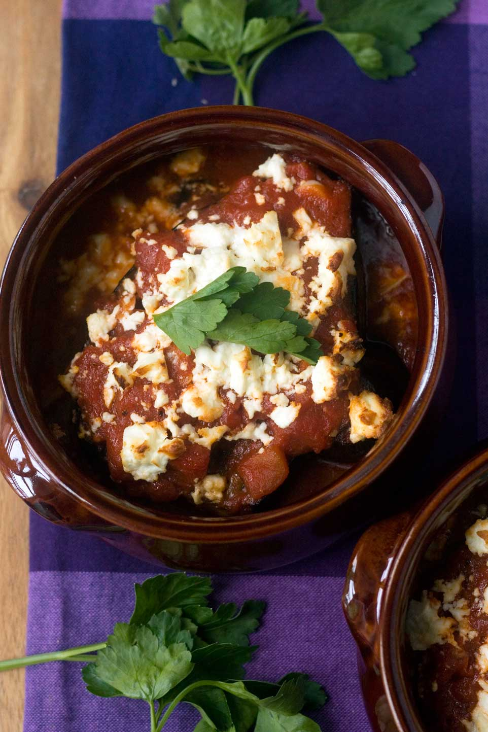 Mediterranean Baked Feta With Tomatoes Recipes — Dishmaps