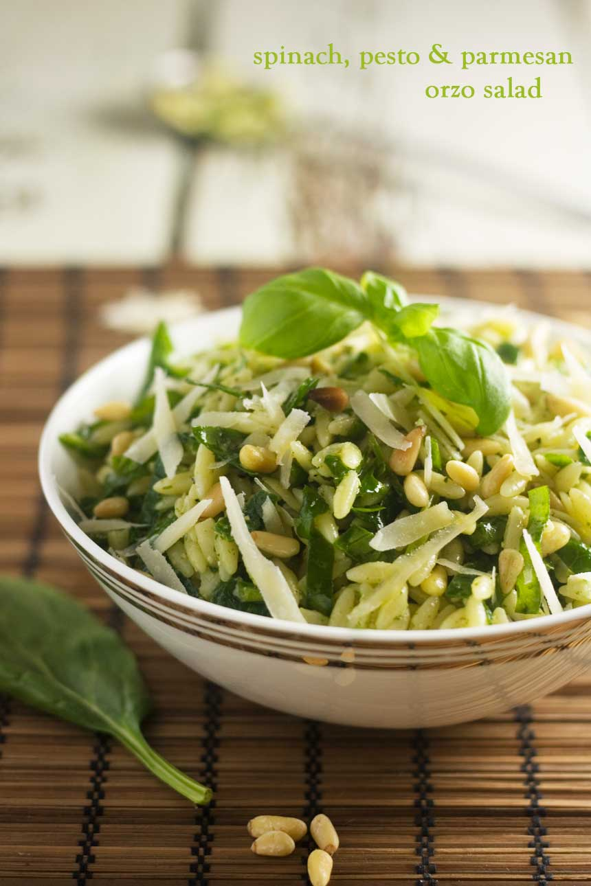 Easy orzo recipes cold
