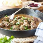Swedish meatballs - these can definitely compete with the ones from 'that' furniture store!
