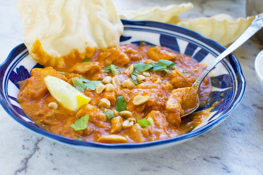 Perfect Thai Chicken And Butternut Squash Curry