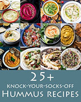 25+ knock-your-socks-off hummus recipes