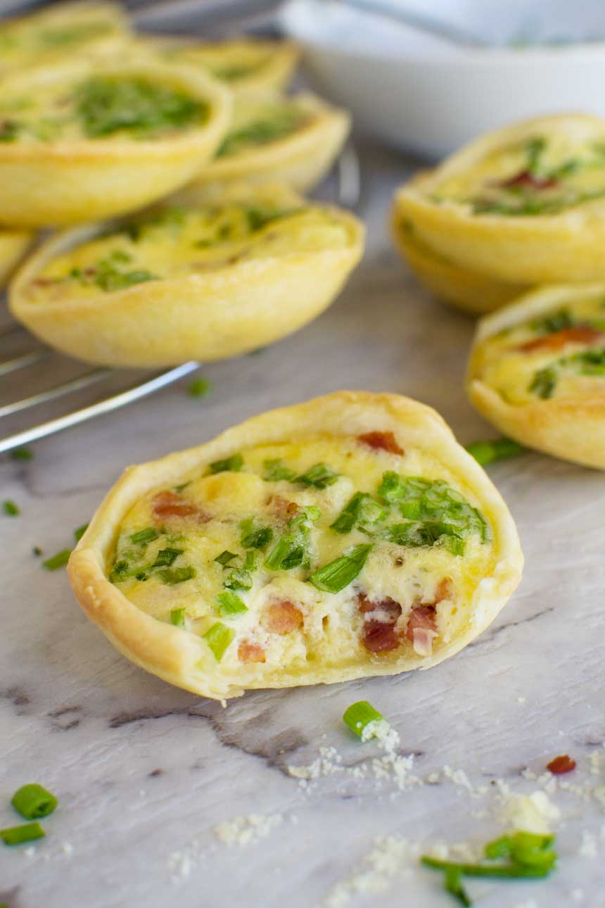 how to make quiche pastry recipe