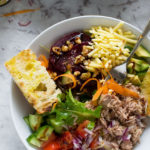 Our favourite easy tuna salad