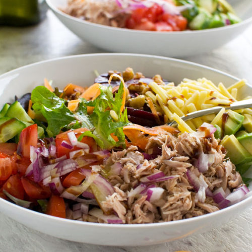 Our Favourite Easy Tuna Salad Scrummy Lane