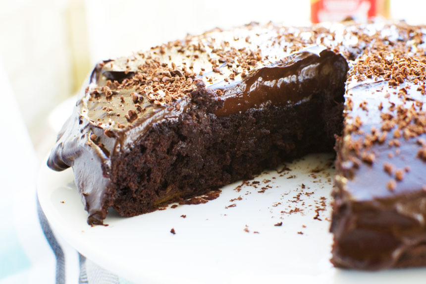 30 Minute Healthy Chocolate Cake Scrummy Lane